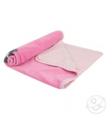 Купить плед babyglory тимоша 90 х 90 см, цвет: розовый ( id 8559685 )