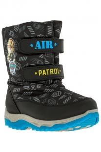 Купить сапожки paw patrol 6885b_24-30_2222222_tw