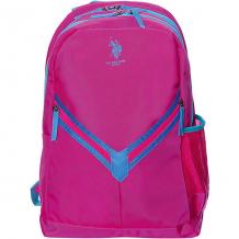 Купить рюкзак u.s. polo assn, розовый ( id 12245206 )