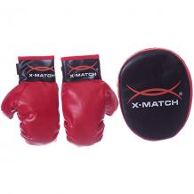 Купить набор для бокса x-match, 3 предмета ( id 8316877 )