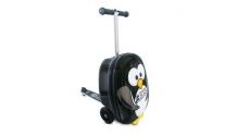 Купить трехколесный самокат zinc самокат-чемодан пингвин zc05825