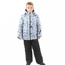 Купить комплект куртка/полукомбинезон fobs, цвет: серый ( id 10880870 )