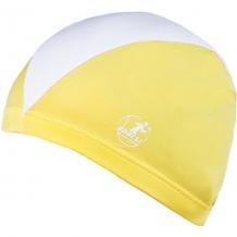 Купить шапочка для плавания полиэстеровая, желтая, dobest ( id 5574454 )
