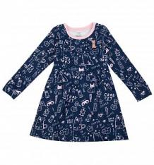 Платье Batik, цвет: синий/розовый ( ID 9694596 )