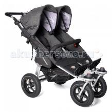 Купить tfk прогулочная коляска для двойни twin adventure