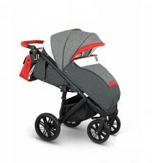 Купить прогулочная коляска camarelo cone, цвет: серый меланж/красный/белый ( id 10053471 )