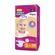 Купить helen harper подгузники baby junior (11-18 кг) 54 шт. 2310401/2312134
