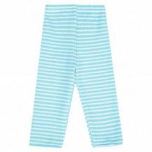 Купить брюки мелонс, цвет: голубой ( id 11283524 )