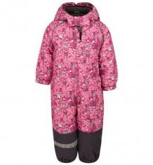 Купить комбинезон lappi kids, цвет: розовый ( id 3349223 )