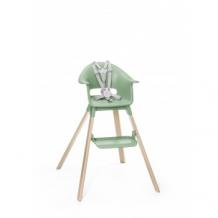 Купить cтул для кормления stokke clikk, clover green, зеленый stokke 997101357