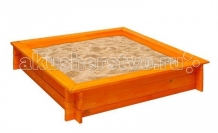 Купить paremo песочница деревянная афина ps117-03