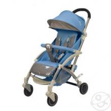 Купить прогулочная коляска babyhit allure, цвет: голубой/серый ( id 10545484 )