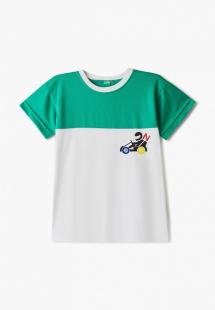 Купить футболка united colors of benetton un012ebhyap7inl