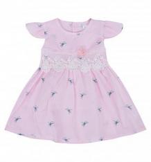 Купить платье малинка, цвет: розовый ( id 10324178 )