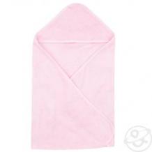 Купить полотенце с уголком leader kids 79х100 см, цвет: розовый ( id 12712480 )