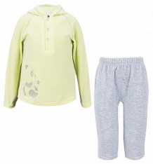Комплект джемпер/брюки Bossa Nova Аппликация, цвет: желтый ( ID 5587543 )