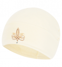Купить шапка совенок я вип-персона, цвет: бежевый ( id 7698589 )