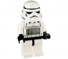Купить часы lego будильник lego star wars минифигура storm trooper 9002137