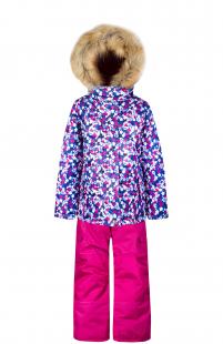 Купить комплект куртка/полукомбинезон gusti boutique, цвет: синий ( id 6495853 )