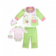 Купить nannette комплект для девочки 5 предметов 14-2888 14-2888