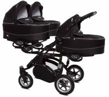 Купить babyactive коляска для тройни trippy 2 в 1