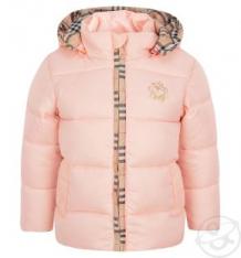 Купить куртка fun time, цвет: розовый ( id 9678108 )