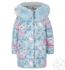 Купить пальто boom by orby, цвет: голубой ( id 6204901 )