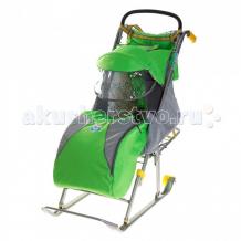 Купить санки-коляска ника детям 2 445191