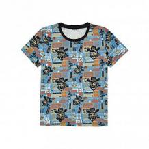 Купить футболка winkiki, цвет: голубой ( id 11023736 )