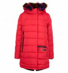 Купить пальто fobs, цвет: красный ( id 9816372 )