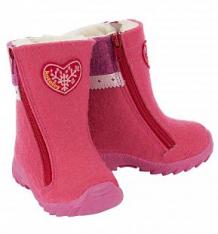 Валенки Котофей, цвет: розовый ( ID 3361844 )