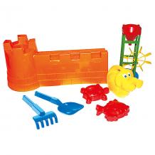 Купить набор для песочницы zebratoys замок, 7 предметов ( id 15499837 )