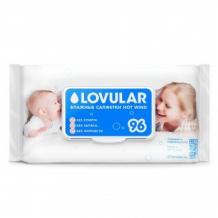 Купить влажные салфетки lovular, 96 шт. lovular 997091801
