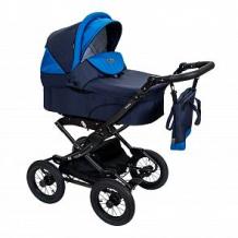 Купить коляска-люлька sevillababy sylvia, цвет: синий ( id 12646456 )