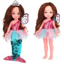 Купить кукла 2-в-1 mary poppins «волшебное превращение» фея-русалка, 31 см ( id 17439483 )