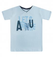 Купить футболка tuffy, цвет: голубой ( id 9890172 )