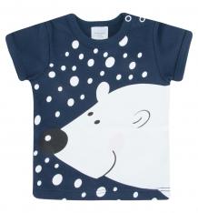 Купить футболка newborn новый год, цвет: синий ( id 10145994 )