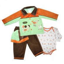 Купить nannette комплект для мальчика 4 предмета 111-0052 111-0052