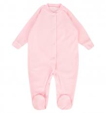 Купить комбинезон папитто, цвет: розовый ( id 9670236 )