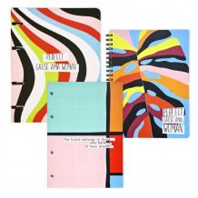 Купить be smart набор abstract тетради и блокнот (3 предмета) 1365329