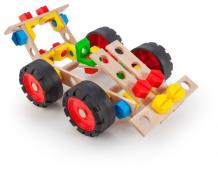 Купить конструктор alexander гоночная машина race car (55 деталей) 2154a