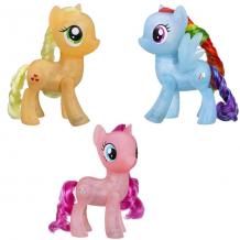 """Купить hasbro my little pony c0720 май литл пони """"мерцание"""" интерактивная пинки пай"""