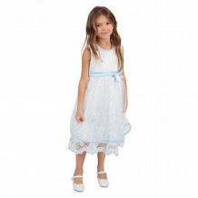 Купить платье santa&barbara, цвет: белый/голубой ( id 11048216 )