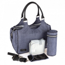 Сумка Valco baby Mothers Bag Denim, синий Valco Baby 997041745