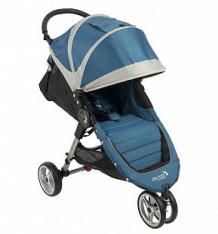 Прогулочная коляска Baby Jogger City Mini Single, цвет: голубой/серый ( ID 182091 )