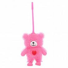 Купить фигурка животного игруша мишка розовый ( id 12385480 )