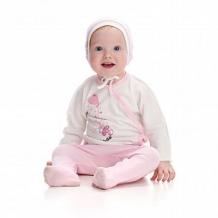Купить распашонка lucky child, цвет: розовый ( id 12412030 )