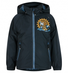 Купить куртка lappi kids naava, цвет: серый ( id 8569525 )