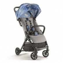 Купить прогулочная коляска inglesina quid2 с накидкой на ножки, sparkling blue, темно-синий/белый inglesina 997206366