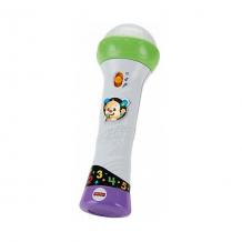"""Интерактивная игрушка Fisher-Price """"Смейся и учись"""" Микрофон Учёного щенка ( ID 8068862 )"""